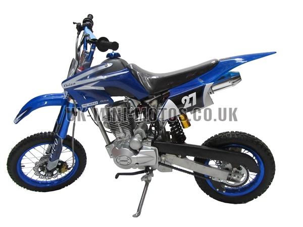 Bikes Pit Bikes Dirtbikes 200cc Dirt Bike Blue