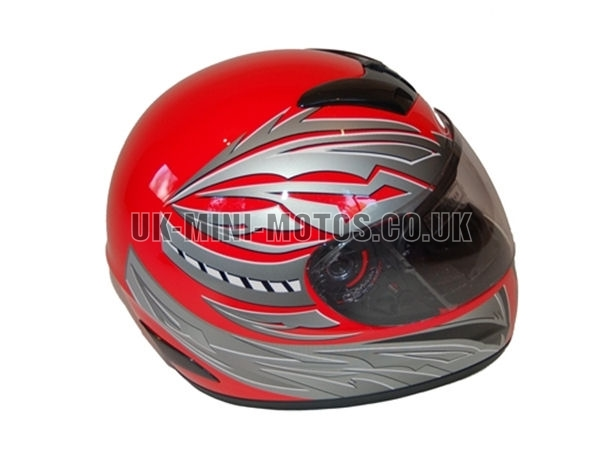 Helmets Red - Adult and Kids Helmets Red - Motorcycle Helmets Red - Crash Helmets Red - Motorbike Helmets Red