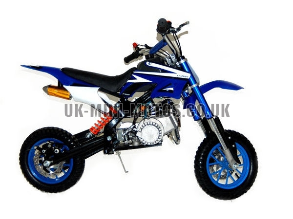 mini dirt bike mini dirt bike db02c blue mini dirt bike. Black Bedroom Furniture Sets. Home Design Ideas
