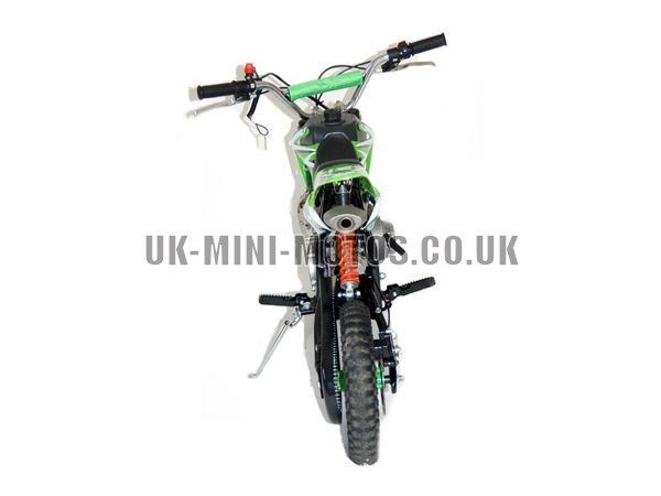 mini dirt bike - mini dirt bike db02c green