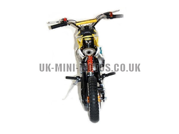 mini dirt bike - mini dirt bike db02c yellow