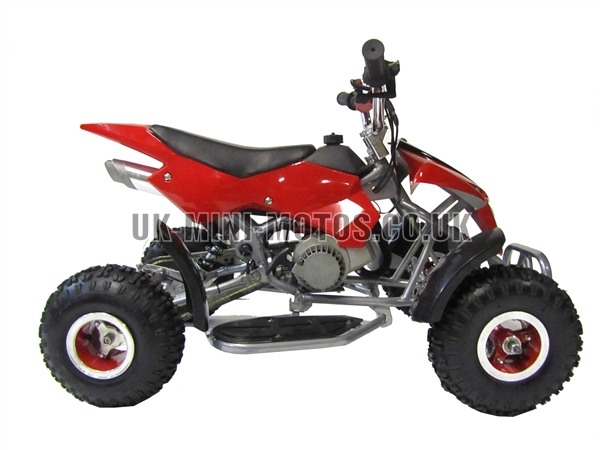 mini quad bikes mini quad bike red mini moto quad. Black Bedroom Furniture Sets. Home Design Ideas