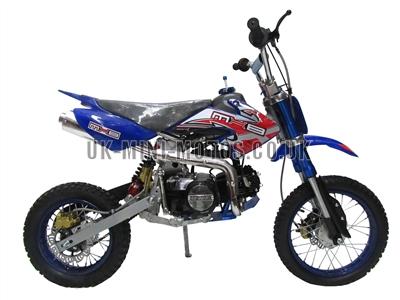 dirt bikes pit bikes dirtbikes 110cc dirt bike blue. Black Bedroom Furniture Sets. Home Design Ideas