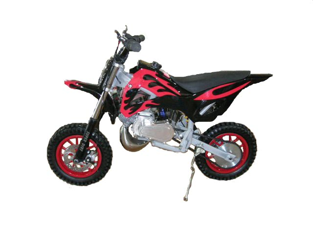 mini dirt bike