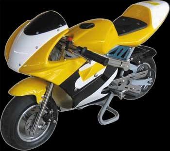 honda minimoto electric pocket bike images frompo 1. Black Bedroom Furniture Sets. Home Design Ideas