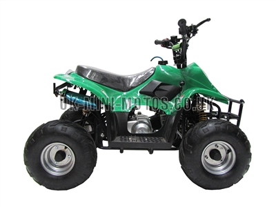 Quad Bikes - 90cc Green - Quads - Quad Bikes