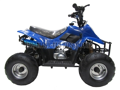 Quad Bikes - 90cc Blue - Quads - Quad Bikes