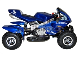 Mini Quad Bikes - Mini Quad Bike Blue - Mini Moto Quads Blue