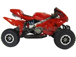 Mini Quad Bikes - Mini Quad Bike Red - Mini Moto Quads Red