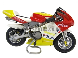 Mini Motos - Minimoto - Pocket Bikes - Fila Mini Moto