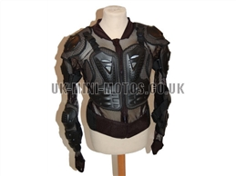 Adult Motorcross Body Armour - Motorcycle Body Armour - Adult Body Armour - Motorbike Body Armour - Body Armour