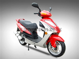 Scooters - Road legal Scooter / Moped - 50cc Scooter