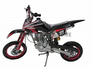 Dirt Bikes - Pit Bikes - Dirtbikes - 200cc Dirt Bike Black
