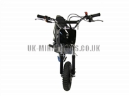 Mini Dirt Bike - Mini Dirt Bike DB02 Black - Mini dirt bike