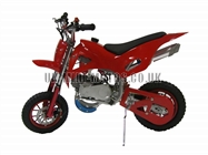Mini Dirt Bike - Mini Dirt Bike DB02 Red - Mini dirt bike