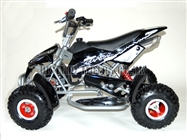 Mini Quad Bikes - Mini Quad Bike Black - Mini Moto Quad
