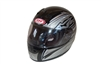 black Motorbike Helmets - Adult and Kids Helmets - Motorcross Helmets - Motorcycle Helmets - Crash Helmets - black Trials Helmet