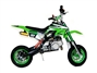 Mini Dirt Bike - Mini Dirt Bike DB02 green - Mini dirt bike