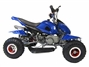 Mini Quad Bikes - Mini Quad Bike Blue - Electric Start Mini Moto Quad