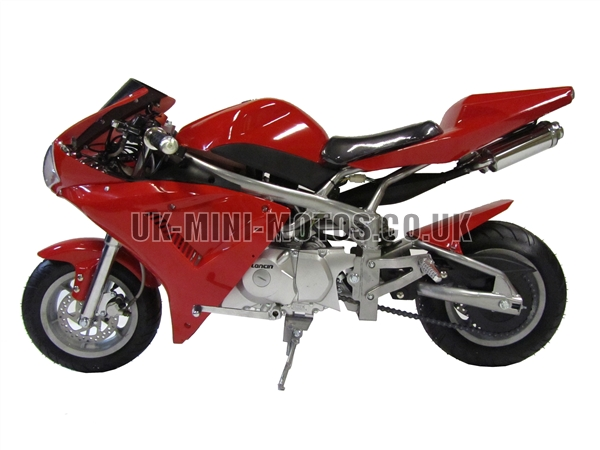 Betere Midi Moto 110cc - Red 110cc Midi Moto - midimoto - Midi moto TE-35