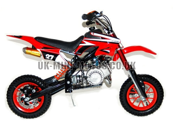 mini dirt bike mini dirt bike db02c red mini dirt bike. Black Bedroom Furniture Sets. Home Design Ideas