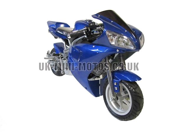 Verbazingwekkend Midi Dirt Bike - Midi Dirt Bike Blue - Midi Dirt Bike IU-44
